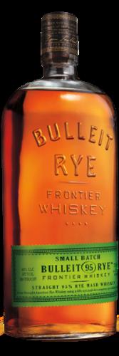 Whisky zum Grillen: Bulleit Rye