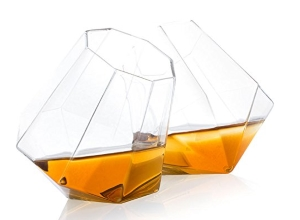 Diamant Whiskeyglas