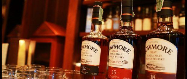 Whiskys für insgesamt unter 145 €