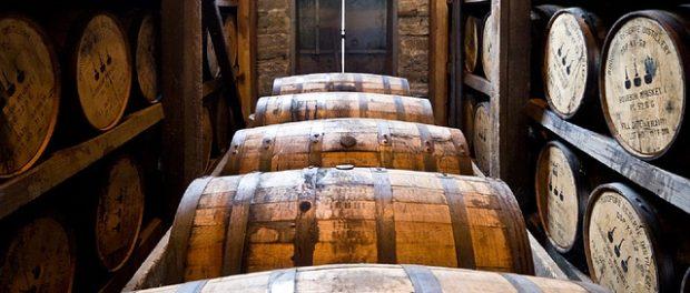 10 Dinge die du über Whisky wissen solltest: Angel Share