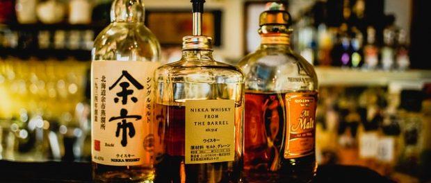 Whisky-Tasting mit Freunden: Die Whiskyauswahl