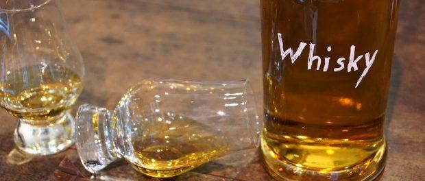 """Schottischen Whisky identifizieren: Schreibweise ohne """"e"""""""
