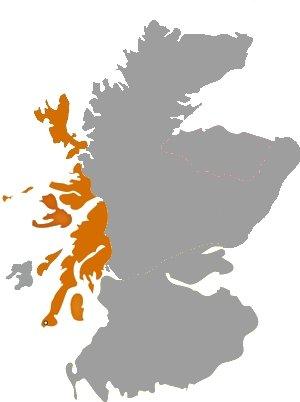 Whiskyregionen: Islands