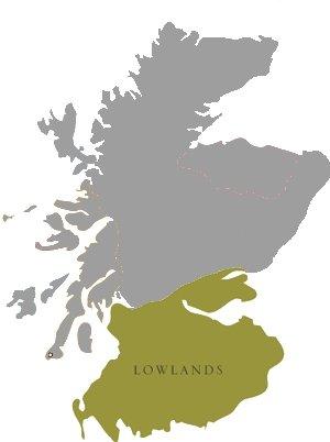 Whiskyregionen: Lowlands